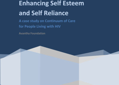 Enhancing Self Esteem and Self Reliance