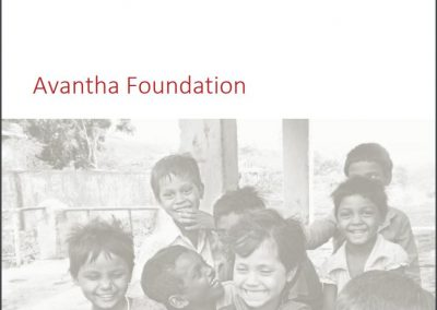 Avantha Foundation Programs
