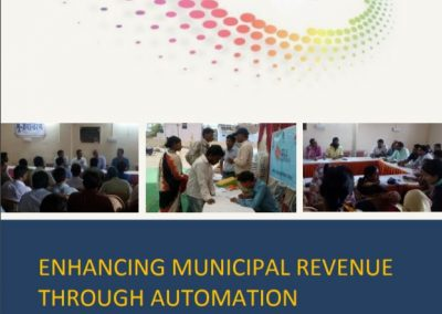 Municipal Revenue Case Study – Jhalawar